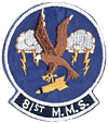 81st Munitions Maintenance Squadron