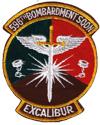 596th Bombardment Squadron, Heavy