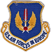 United States Air Forces in Europe (COMUSAFE/USAFE)