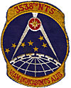 3538th Navigator Training Squadron (Cadre)