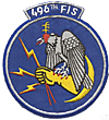 496th Fighter-Interceptor Squadron