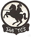 346th Troop Carrier Squadron (Assault, Fixed Wing)