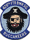 428th Fighter-Bomber Squadron - Buccaneers