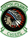 335th Tactical Fighter Squadron - Chiefs