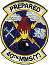 40th Munitions Maintenance Squadron