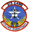 313th Consolidated Aircraft Maintenance Squadron