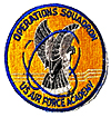 US Air Force Academy Operations Squadron, US Air Force Academy (Staff)