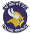 96th Airlift Squadron  - Flying Vikings