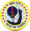 338th Combat Crew Training Squadron (Cadre)