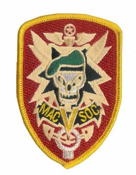 Military Assistance Command-Vietnam (MACV)/Special Operations Group (MACV SOG)