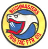 78th Tactical Fighter Squadron