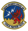 320th Security Police Squadron