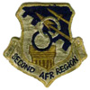 2nd Air Force Reserve Region, Air Force Reserve Command