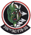 356th Tactical Fighter Squadron - Desert Demons/Green Demons