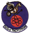 523rd Tactical Fighter Squadron - Crusaders