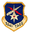 504th  Tactical Air Support Group