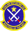 55th Air Refueling Squadron  - Masters of the Art