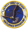 US Air Force Deputy Chief of Staff Air and Space Operations