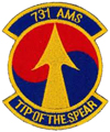 731st Air Mobility Squadron