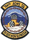 714th Aircraft Control and Warning Squadron