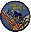 2nd Bombardment Squadron, Heavy