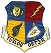 TUSLOG Det 3-2, TUSLOG HQ