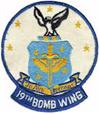 19th Bombardment Wing, Heavy