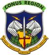 Continental NORAD Region, North American Aerospace Defense Command (NORAD)
