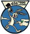 486th Bombardment Squadron, Heavy