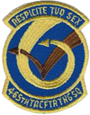 465th Tactical Fighter Training Squadron (Cadre)