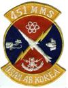 451st Munitions Maintenance Squadron