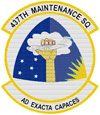 437th Maintenance Squadron