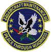 22nd Aircraft Maintenance Squadron
