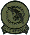 832nd Security Police Squadron