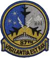 87th Fighter-Interceptor Squadron