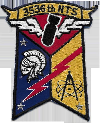 3536th Navigator Training Squadron