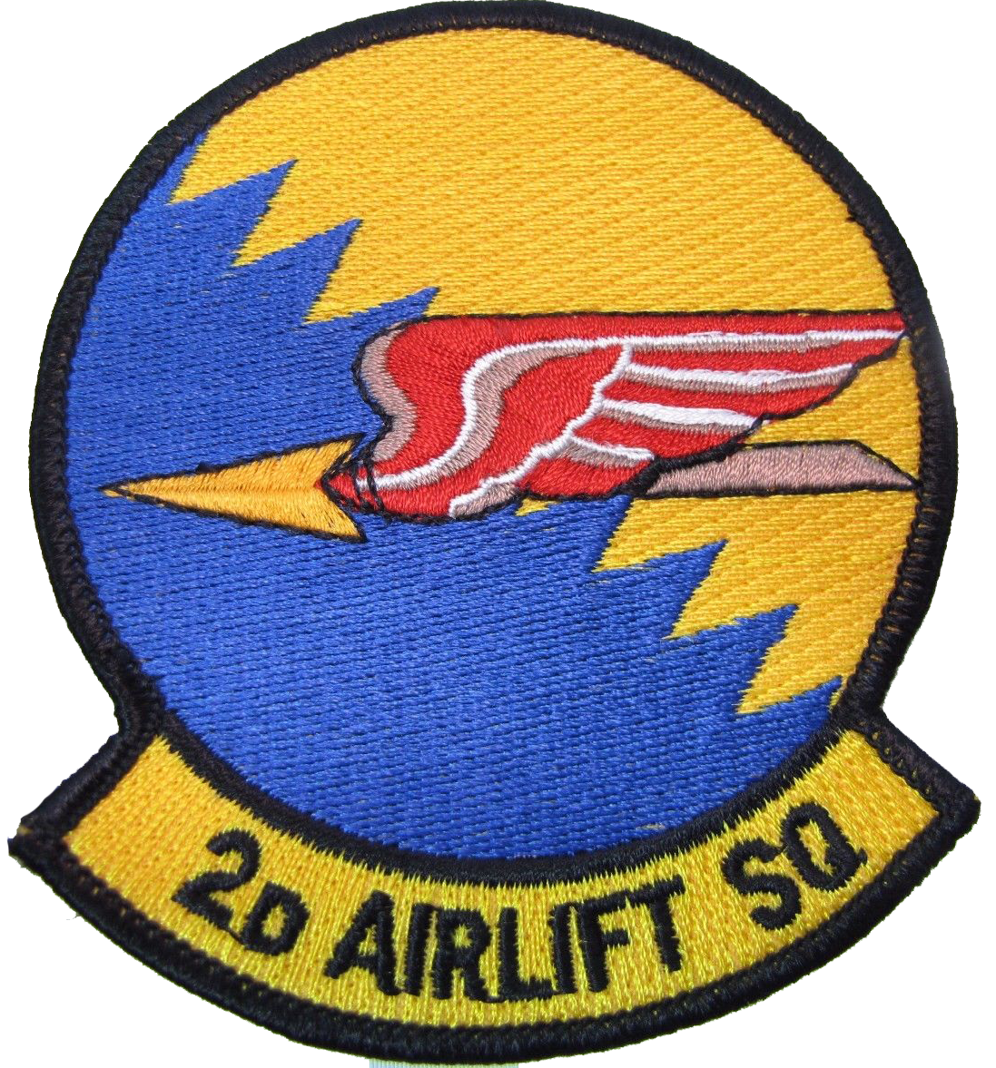 43rd Flying Squadrons Beercans: TSgt Ron Iniguez