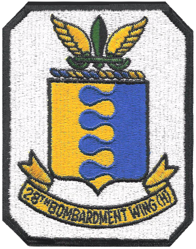 7th Bombardment Wing, Heavy