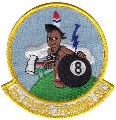 8th Flying Training Squadron  - Eight Ballers