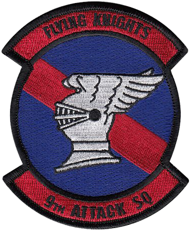 9th Fighter Squadron  - Flying Knights