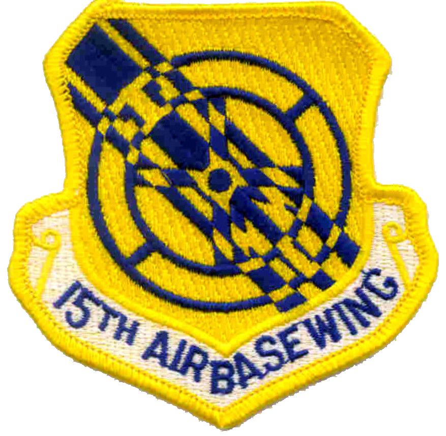 15th Air Base Wing