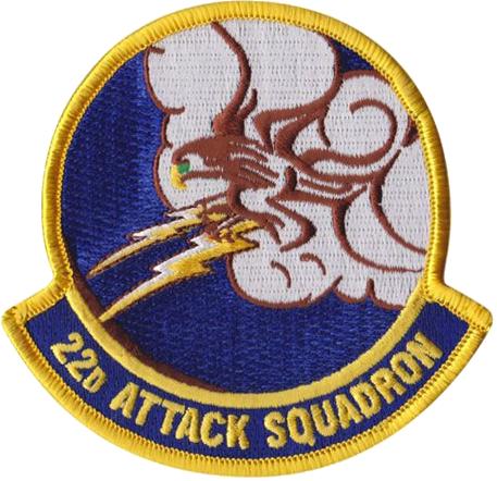 22nd Attack Squadron