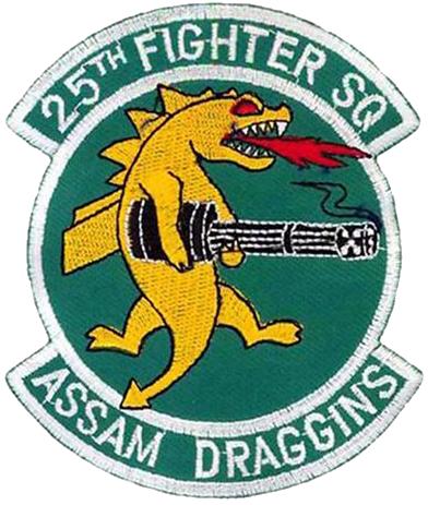 25th Fighter Squadron