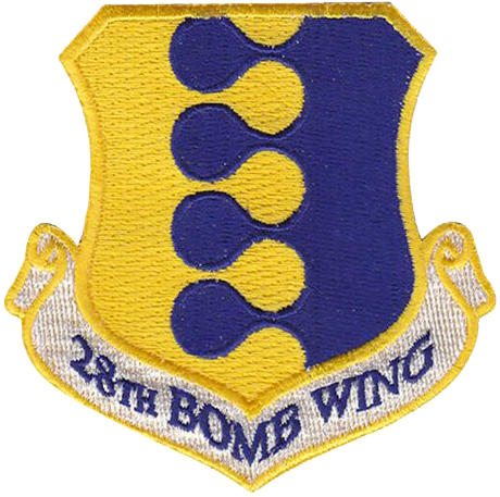 28th Bombardment Wing, Heavy