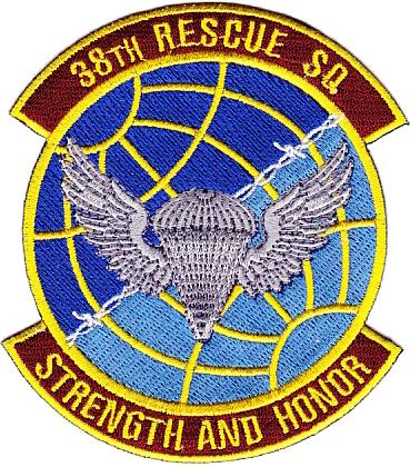38th Air Rescue Squadron