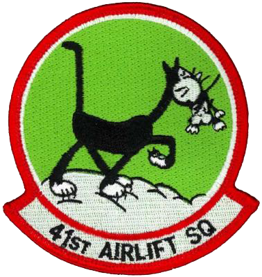 41st Airlift Squadron  - Black Cats
