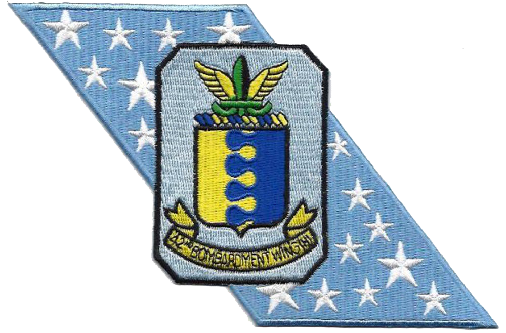 42nd Bombardment Wing, Heavy