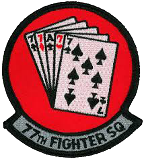 77th Fighter Squadron  - Gamblers