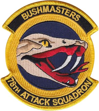 78th Attack Squadron
