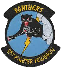 81st Fighter Squadron  - Panthers